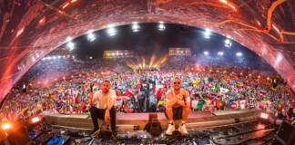 Dimitri Vegas & Like Mike Tomorrowland