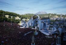 Tomorrowland 2020 Escenarios Virtuales