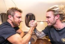 David Guetta y Morten Future Rave