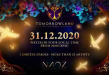 Tomorrowland 31-12-2020