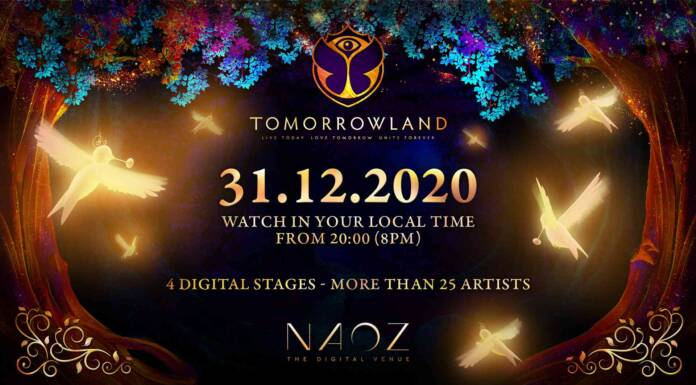 Tomorrowland NAOZ Nochevieja